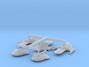 5k Romulan troop fleet in Smooth Fine Detail Plastic