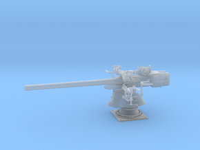 1/45 Uboot 8.8 cm SK C/35 Naval Gun in Smooth Fine Detail Plastic