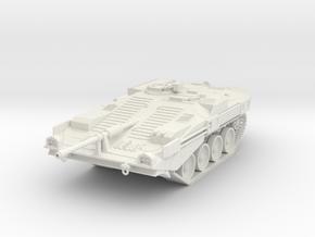 MV17 Strv 103B w/Dozer Blade (1/48) in White Natural Versatile Plastic