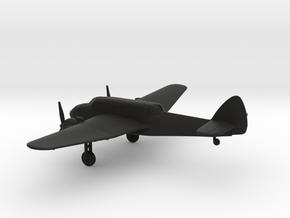 Bristol Type 152 Beaufort in Black Natural Versatile Plastic: 1:200