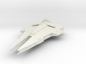 Sith Empire Harrower Dreadnought Armada Scale in White Strong & Flexible