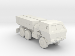 XM1160 Meads 1:220 scale in White Natural Versatile Plastic
