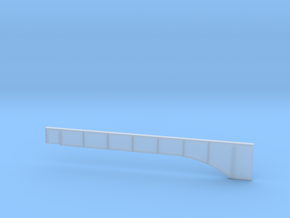 Left Bridge Girder for Rt 15 Bridge Wethersfield in Smoothest Fine Detail Plastic