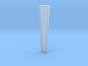 End Pier for Rt 15 Bridge Wethersfield in Smoothest Fine Detail Plastic