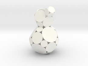 SNOMAXION 1 in White Processed Versatile Plastic
