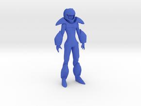 1/60 Macronized Max in Space Suit in Blue Processed Versatile Plastic