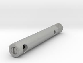 Mitchell Stylus Brush (10 mm Diameter) in Aluminum