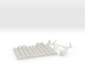 DiceMasters storage tray 4x6 in White Strong & Flexible