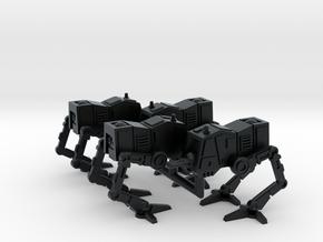 1/270 Imperial AT-PT (4) in Black Hi-Def Acrylate