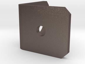 BNC bulkhead bracket in Stainless Steel