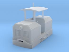 Vikfors diesel loco  in Smooth Fine Detail Plastic: 1:45