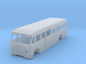Scania-Vabis Bus 1932 1/87 H0 in Smooth Fine Detail Plastic