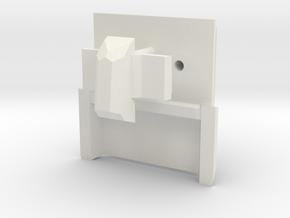TM M&P9 Tritium Sights in White Natural Versatile Plastic