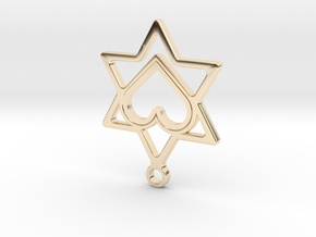 Zev Revision 2 in 14K Yellow Gold