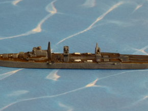 IJN Seaplane-Tender Nisshin 1/2400 in Smooth Fine Detail Plastic