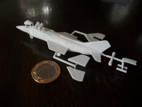 010A Yak-38 Forger 1/144 WSF in White Natural Versatile Plastic