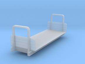 Ödeshög bogie flat  in Smooth Fine Detail Plastic: 1:45