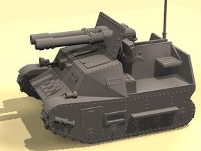 28mm LTV-B tank hunter in White Processed Versatile Plastic