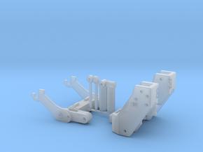 1:32 Fronthubwerk John Deere 8370R und 8400R in Smooth Fine Detail Plastic: 1:32