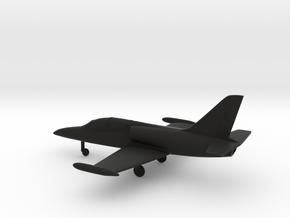 Aero L-39 Albatros in Black Natural Versatile Plastic: 1:160 - N
