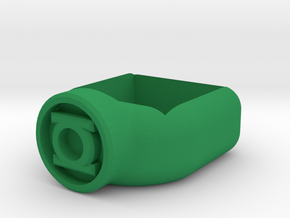 Green Lantern Corps Chalk Holder in Green Processed Versatile Plastic