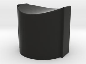 SPRING CAP.1 in Black Strong & Flexible