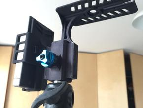 Paralinx Arrow+ & Mophie Battery Holder V3 (final) in Black Strong & Flexible