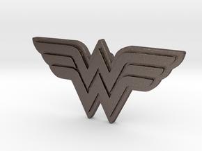 Wonder Women - Pendant & Necklace in Stainless Steel