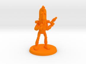 Furtens Officer in Orange Processed Versatile Plastic