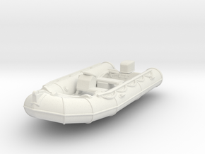 Zodiac 01. 1:56 Scale 28mm in White Natural Versatile Plastic