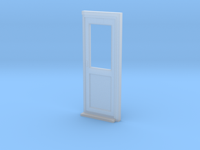 Door in Smooth Fine Detail Plastic