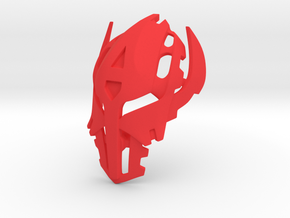 Mask of Mutation in Red Strong & Flexible Polished