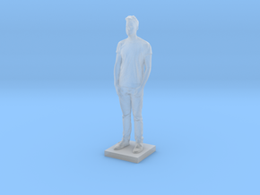 Printle C Homme 031 - 1/64 in Smooth Fine Detail Plastic