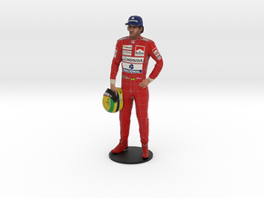 Ayrton 1988 1/6 Standing Figure in Full Color Sandstone