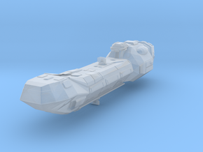 Lancer-class Frigate in Smooth Fine Detail Plastic