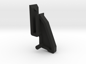Thorens Turntable Hinge - Upper Portion in Black Natural Versatile Plastic