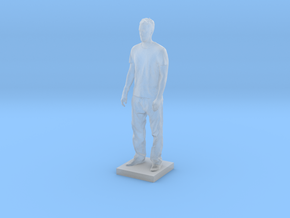 Printle C Homme 025 - 1/56 in Smooth Fine Detail Plastic