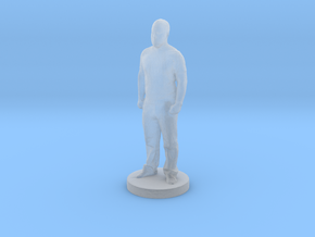 Printle C Homme 056 - 1/56 in Smooth Fine Detail Plastic