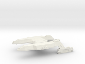 3125 Scale LDR Light Cruiser (CL) CVN in White Natural Versatile Plastic