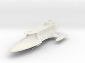 Luxury Yacht - Credit 3000 Cruise Liner in White Natural Versatile Plastic