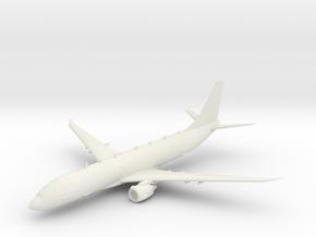 Boeing P-8 Poseidon in White Strong & Flexible: 1:250