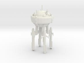 U.S.S. Enterprise - NX01 in White Natural Versatile Plastic
