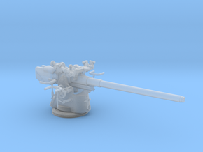 Best Details 1/32 Uboot 10.5cm/45 Deck Gun in Smooth Fine Detail Plastic