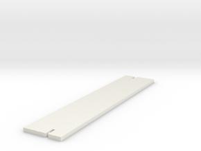 bog mats 1/50 in White Natural Versatile Plastic