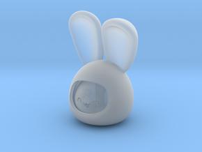 happy rabbit in Smooth Fine Detail Plastic