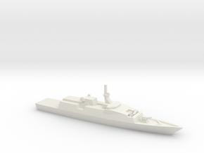 Venator-110, 1/1250 in White Natural Versatile Plastic