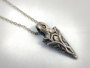 Arrow Pendant in Stainless Steel