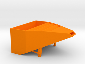 Amazone UT 24  in Orange Processed Versatile Plastic