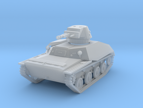 PV189C T-40 Amphibious Tank (1/87) in Smooth Fine Detail Plastic