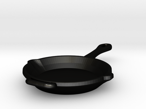 The PAN in Matte Black Steel
